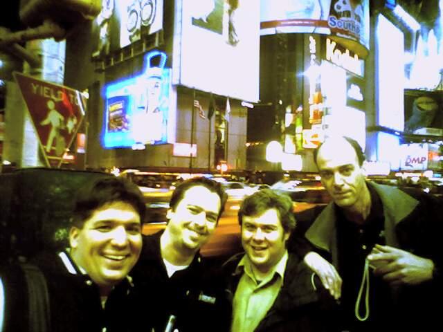 new york - friends